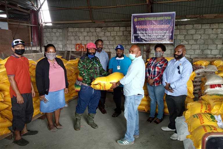 Pansus Kemanusiaan DPR Papua