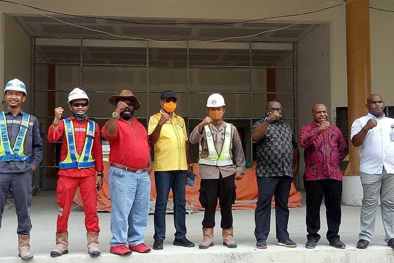 Komisi IV DPR Papua