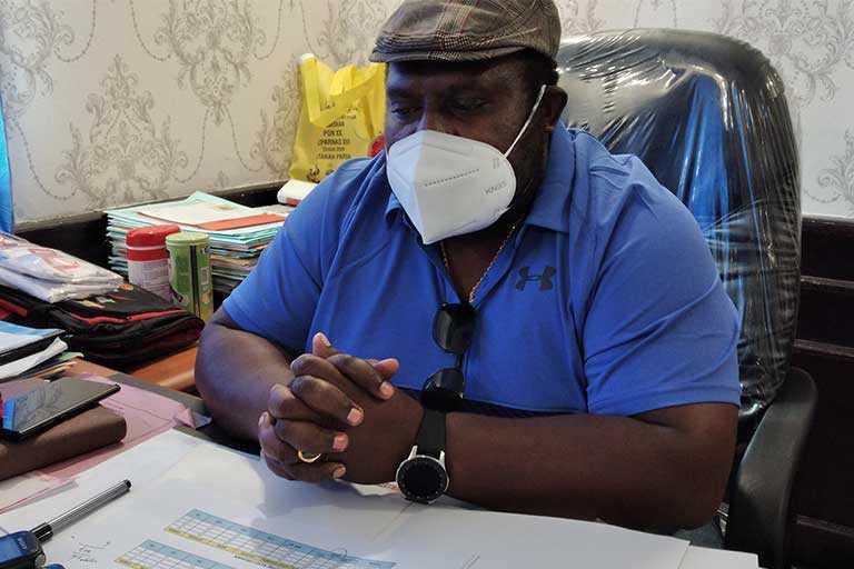 Atlet PON Papua