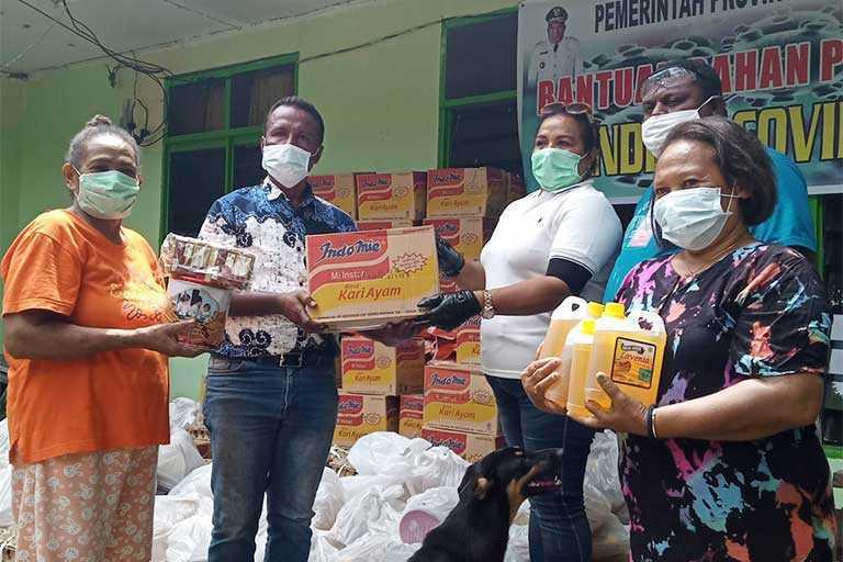 Pemprov Papua Telah Salurkan 6.730 Paket Bapok