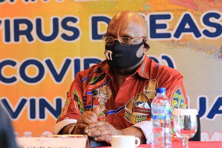 Pemprov Papua Target Salurkan 30 Ribu Paket Bansos