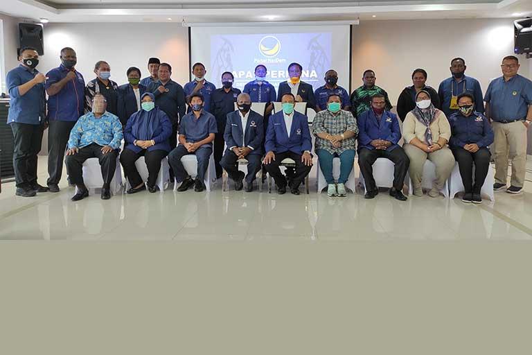Ketua DPW NasDem Papua