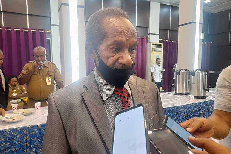 BKD Papua Hindari Honorer Siluman