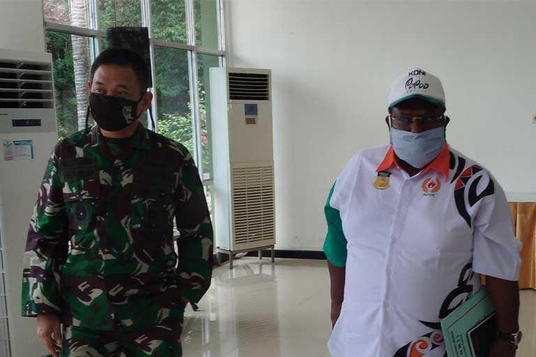 Koni Papua Akan Rapid Test