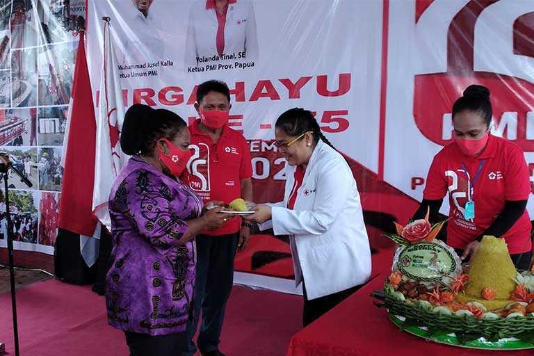 PMI Papua