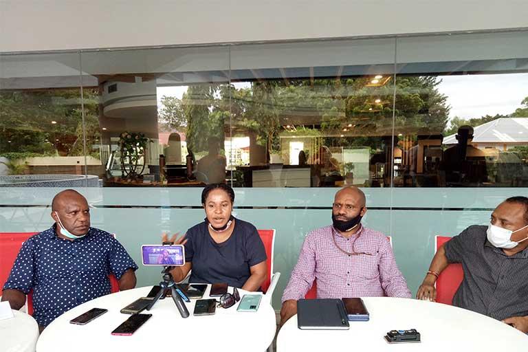 Investigasi Penembakan di Intan Jaya