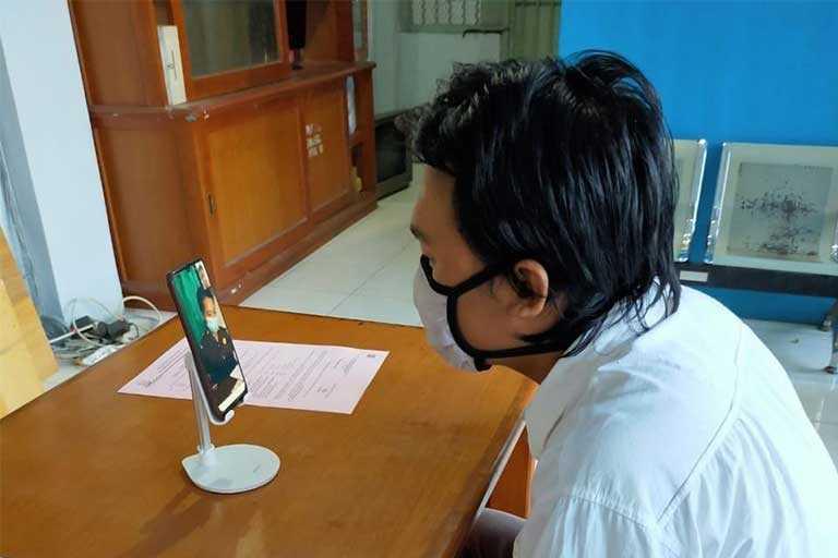 MES tersangka kasus penggelapan sepeda motor milik anggota TNI AD akhirnya dilimpahkan penyidik Sat Reskrim Polresta Jayapura Kota