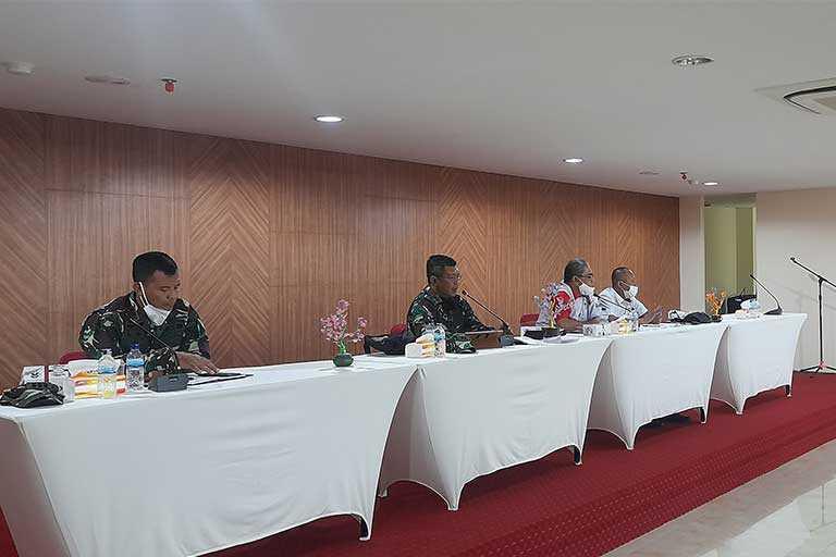 Atlet PON Papua Tes Kesehatan
