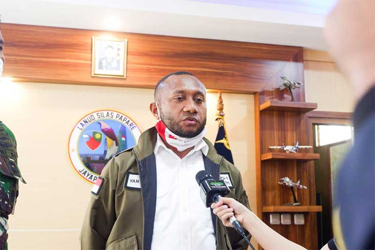 Papua Dukung UU Cipta Kerja
