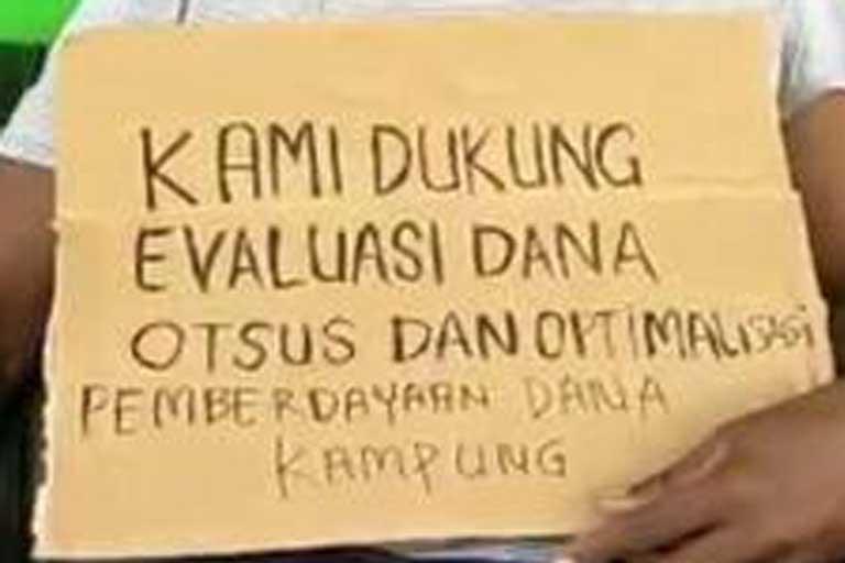 Otsus Dari Perbatasan Papua