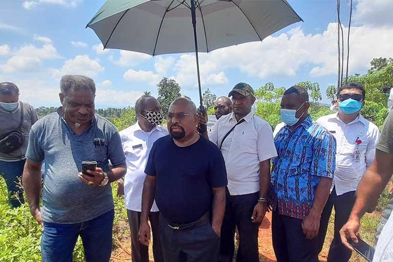 pemerintahan Papua Pindah ke Muara Tami