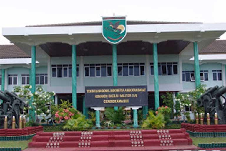 Brigjen TNI Bambang Trisnohadi Jabat Kasdam XVII Cenderawasih