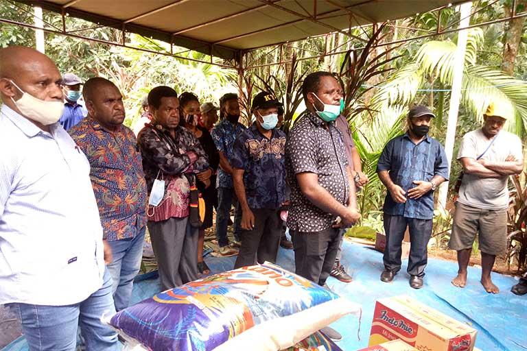 Komisi V DPR Papua Berduka