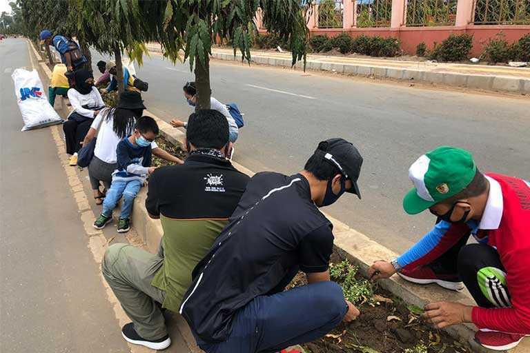 Relawan Kota Rusa