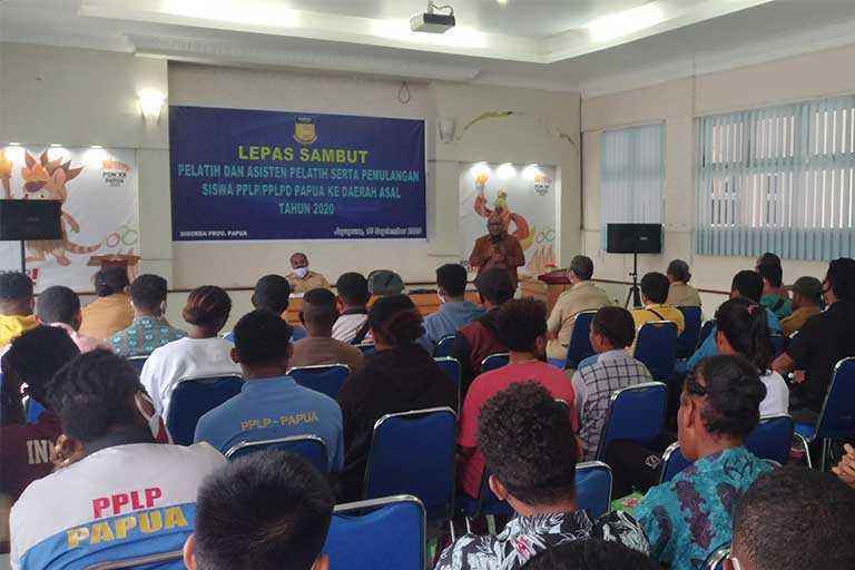 Revitalisasi PPLP Papua
