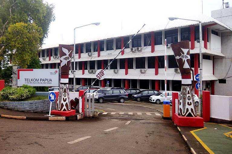Telkom Papua