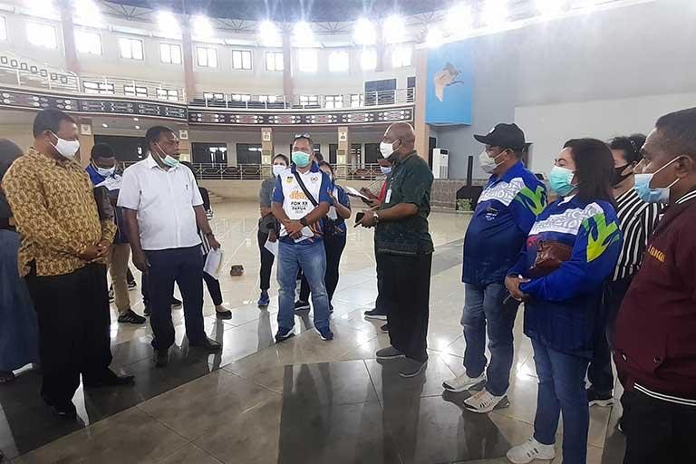 Uncen dukung PON XX Papua