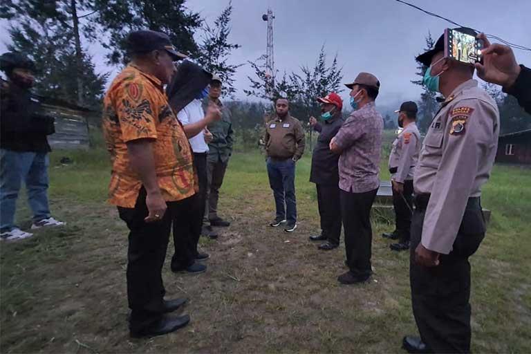 Infrastruktur Telekomunikasi Kabupaten Puncak